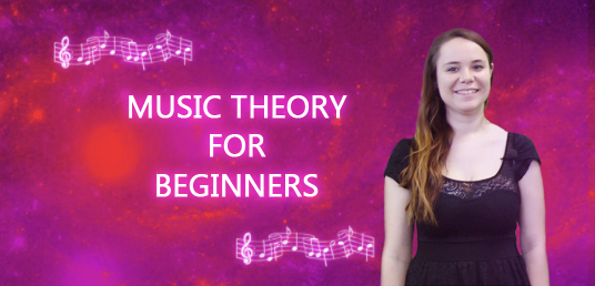 Music theory for beginner